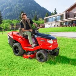 SOLO by AL-KO kerti traktorok
