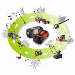 Akkus gépek - Moweo és Energy Flex család